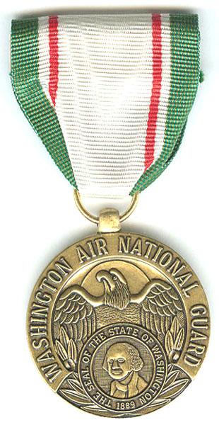 Alaska National Guard Air Medal Military Medal