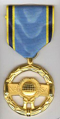 NASA Exceptional Service Medal (page 3) - Pics about space