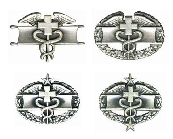 Army combat medic logo